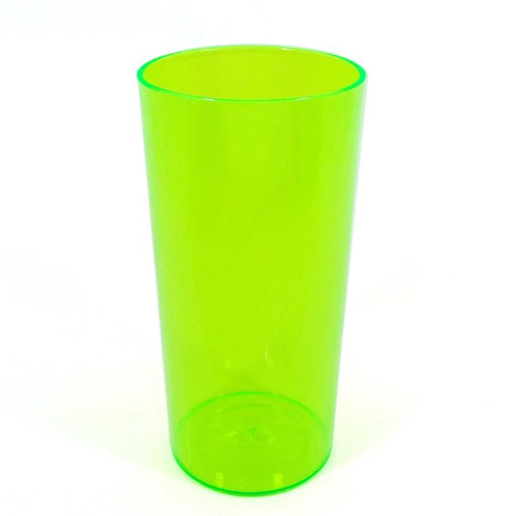 Long Drink Economico 320 Verde Neon