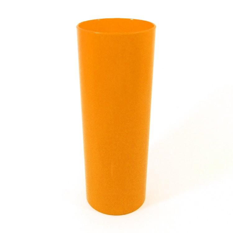 Long Drink 350 Laranja Fluor Solido