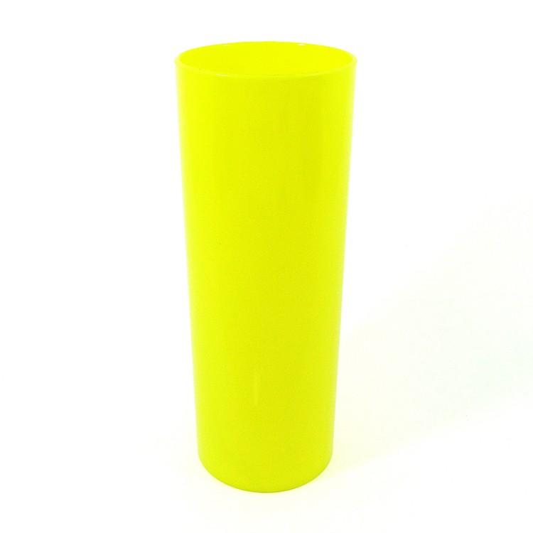Long Drink 350 Amarelo Solido
