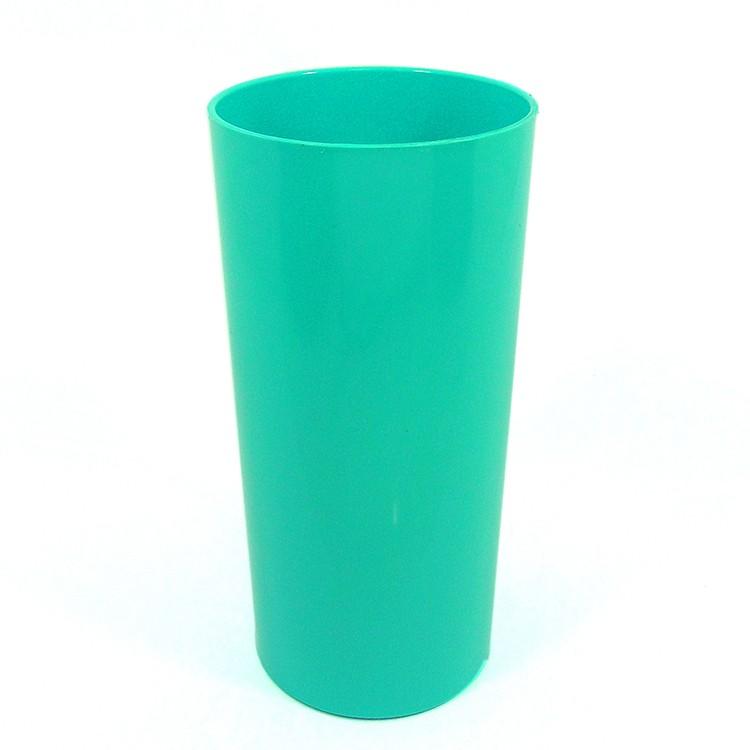 Long Drink Economico 320 Azul Tiffany Solido