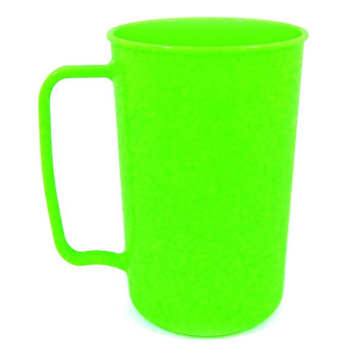 Caneca 300  Verde Fluor Solida