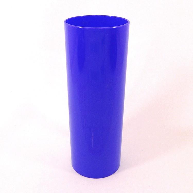 Long Drink 350 Azul Bic Solido