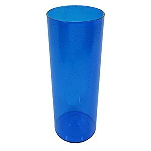 Long Drink 350 Azul Glitter