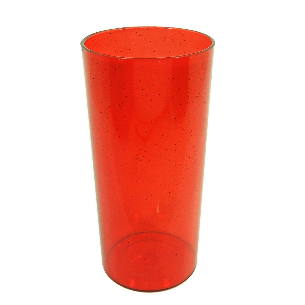 Long Drink Economico 320 Vermelho Glitter