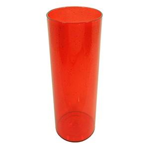 Long Drink 350 Vermelho Glitter