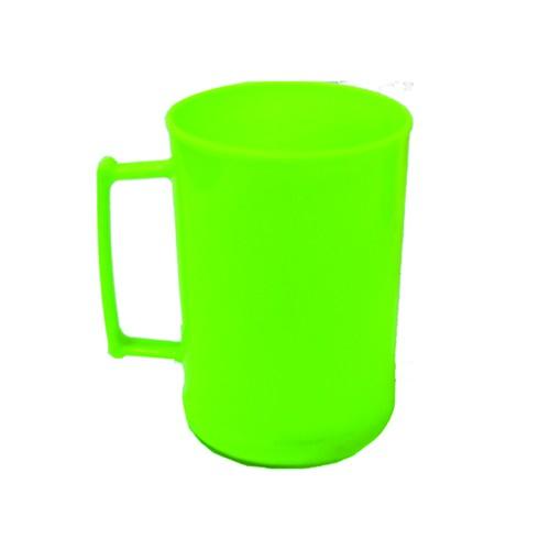 Caneca 500 Verde Fluor Solida