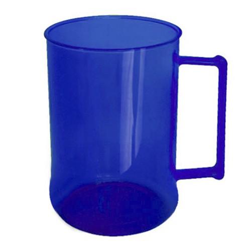 Caneca 450 Luxo Azul