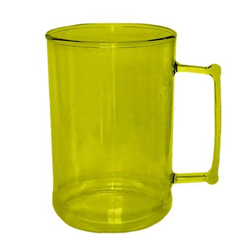 Caneca 500 Amarela