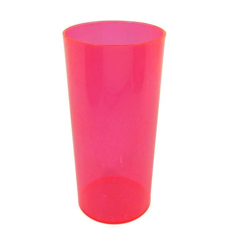 Long Drink Economico 320 Rosa Neon