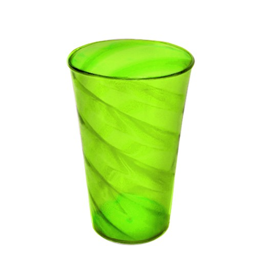 Espiralado 480 Verde Neon
