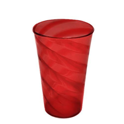Espiralado 480 Vermelho