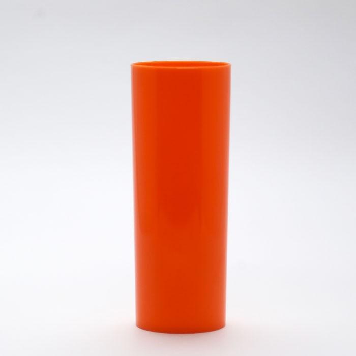 Long Drink 310 Laranja Fluor Solido