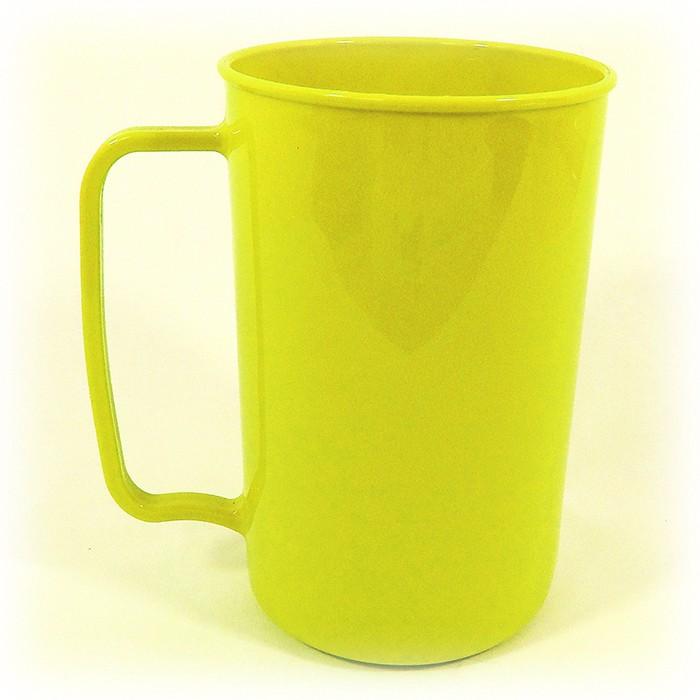 Caneca 300  Amarela Solida