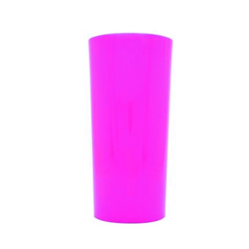 Long Drink 310 Rosa Fluor Solido