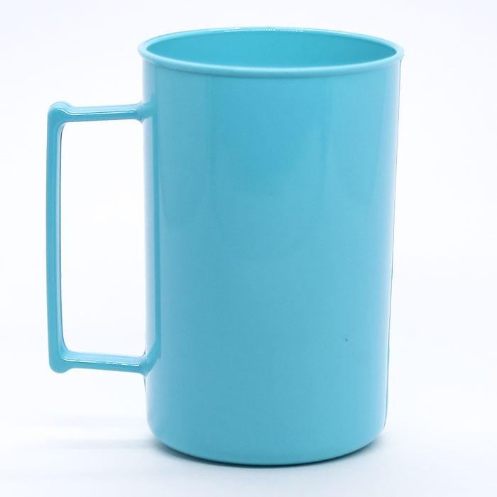 Caneca 400 Azul Tiffany Solida