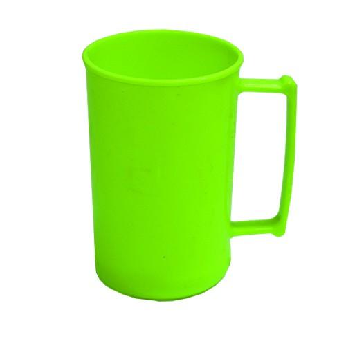 Caneca 400 Verde Fluor Solida