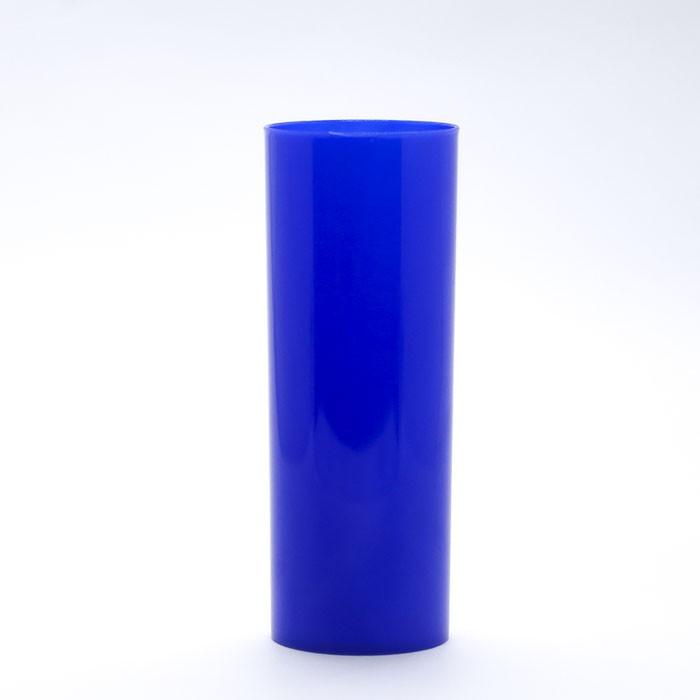 Long Drink 310 Azul Bic Solido