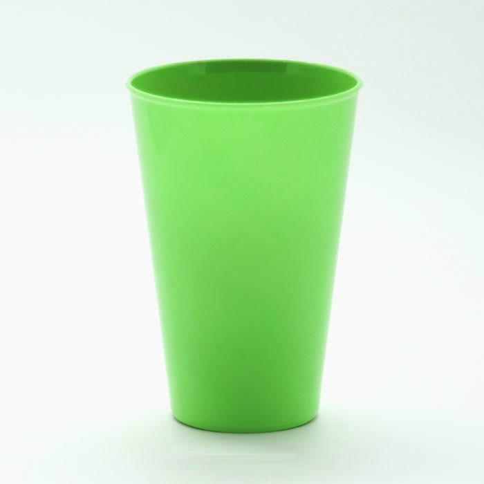 Espiralado 480 Verde Fluor Solido