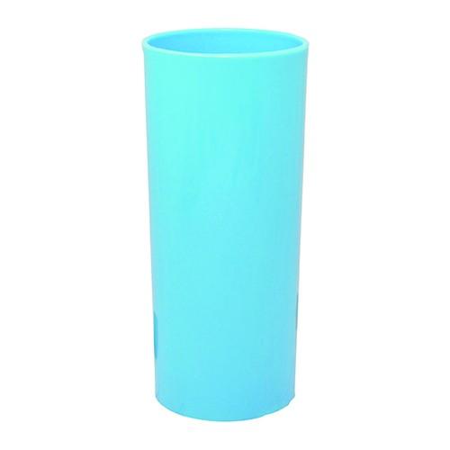 Long Drink Economico 320 Azul Bb Solido
